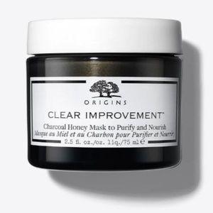 NWT CLEAR IMPROVEMENT Charcoal Honey Mask